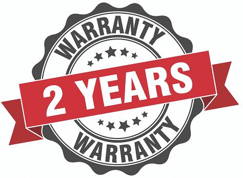 podaljšana garancija 2 leti
