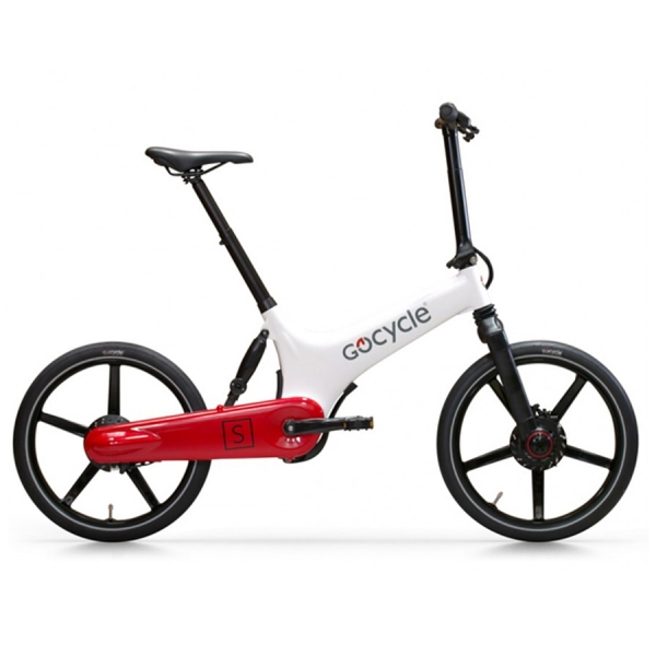 Električno kolo Gocycle GS