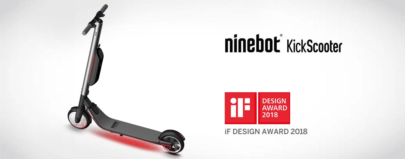 električni skiro ninebot by segway