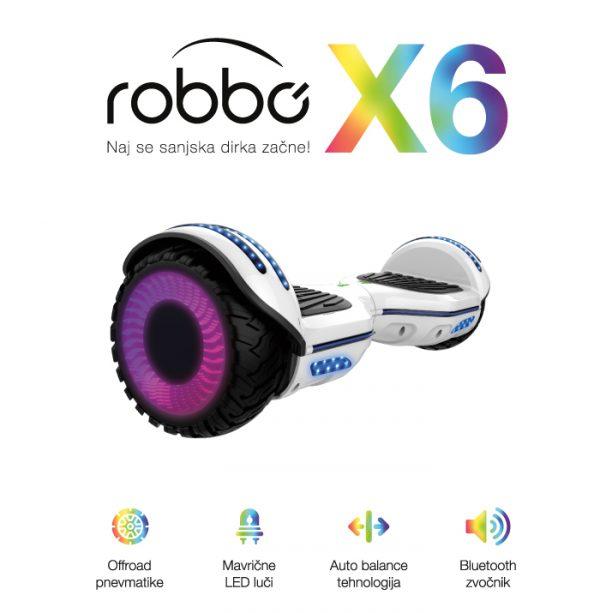 električni skuter Robbo X6