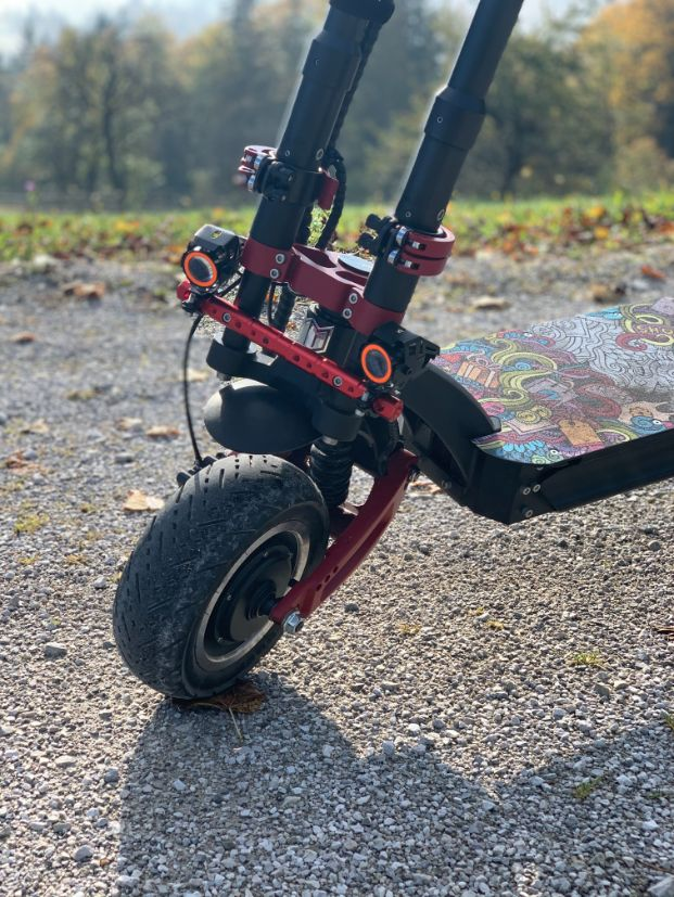 next 11x pro scooter