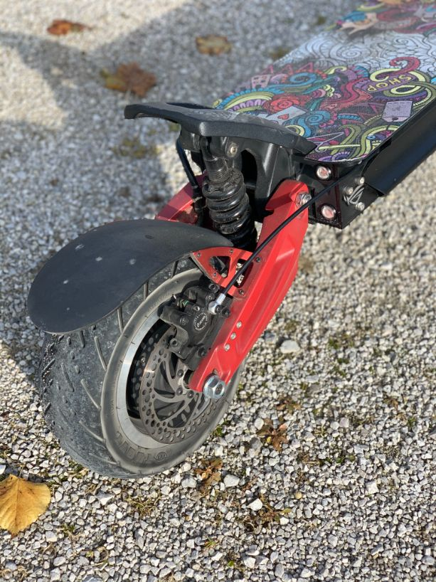 zero 11x scooter