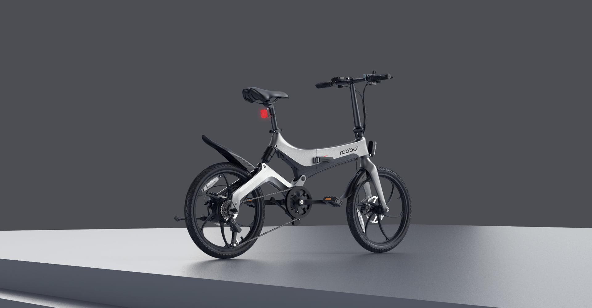 robbo s6+ electric bike