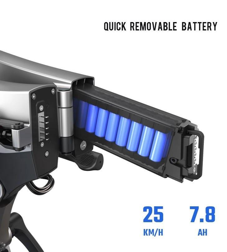 snemljiva baterija za robbo s6+
