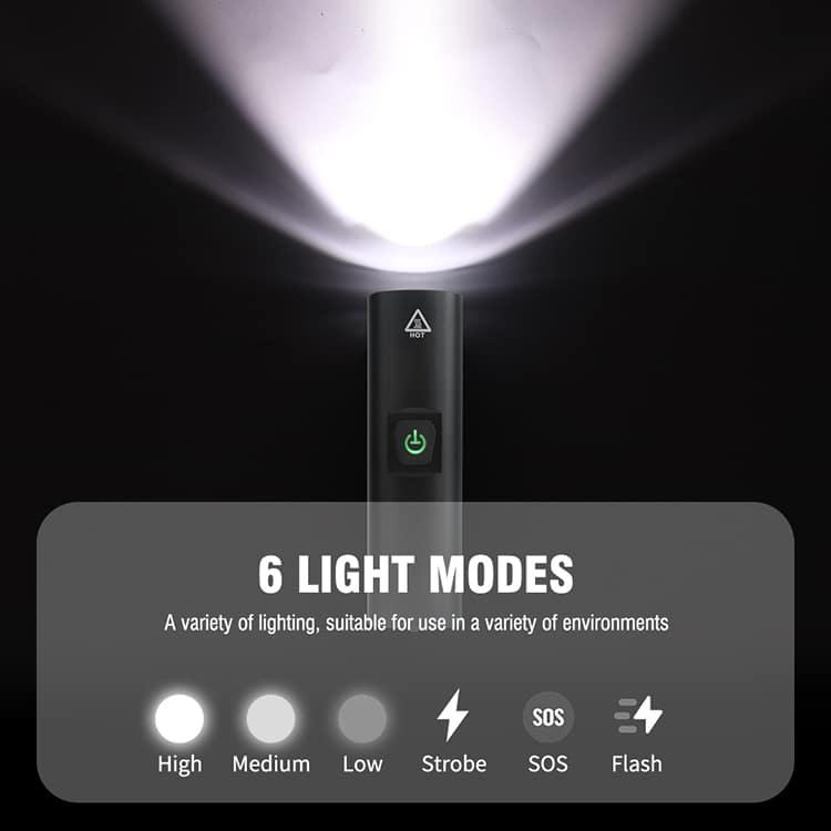 luč za električni skiro
