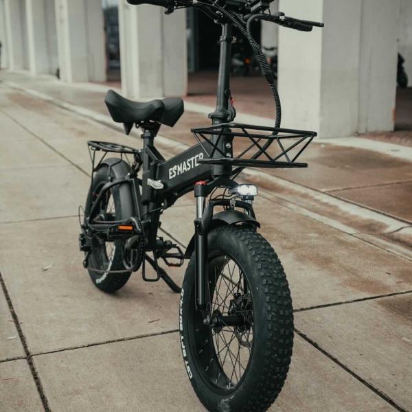 fat tyre bike